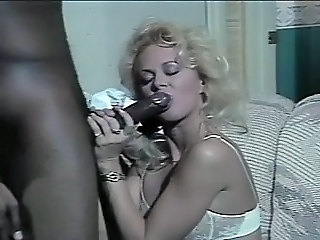 Big cock Blonde Blowjob Interracial MILF Vintage