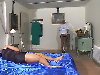 British European Maid MILF