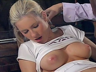 Blonde Nipples Teen