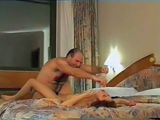 Amateur Casting Old and Young Skinny Teen