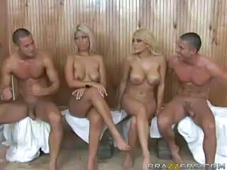 Big Tits Groupsex MILF Swingers
