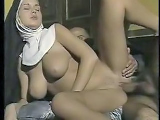 Horny Nun Play