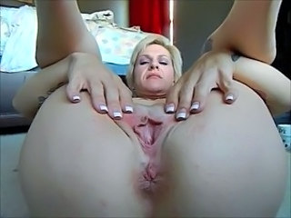 Close up Mature MILF Pussy