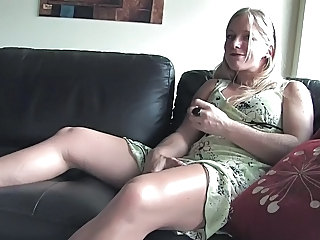 JOI Blonde Beauty - Ask Permission!