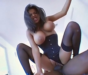 Amazing Big Tits British Corset Hardcore Latina Pornstar Riding Stockings