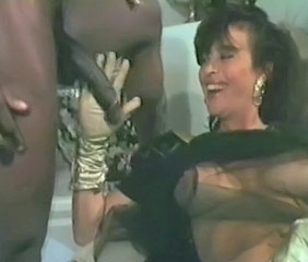 Big cock Interracial MILF Vintage
