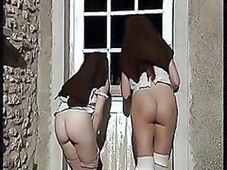 Ass Nun Teen Uniform Vintage Voyeur