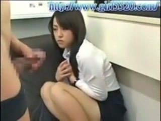 Asian office sex free