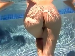 Amazing Ass Pool Teen