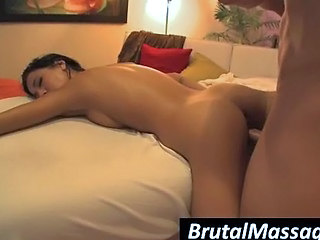 Ass Babe Doggystyle Hardcore Massage