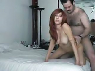 Skinny Hot Redhead Amateur Teen Fuck And Facial