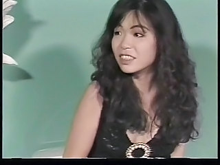 Kitty Yung And Satomi Strap On Dildo Fucking