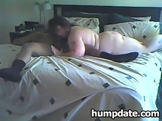 Amateur BBW Blowjob Homemade Interracial Wife