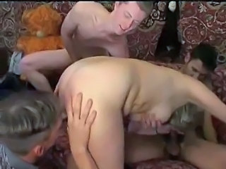 Amateur Blowjob Gangbang Mature Old and Young