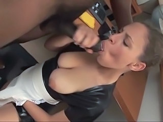 Arab Big cock Blowjob Interracial SaggyTits