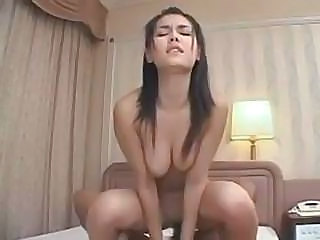 Asian Chinese Riding Teen