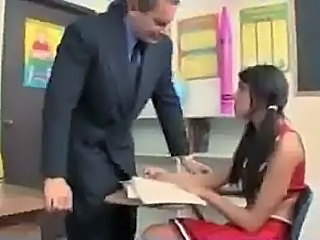 Pigtail School Student Teacher Teen