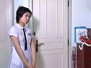 Asian School Teen Vintage