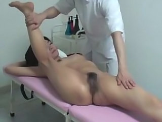 Asian Doctor Hairy Japanese MILF