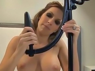 Fantasy Masturbating MILF Toy