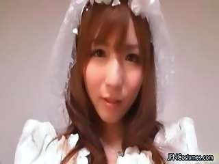 Asian Bride Cute Japanese Teen Young