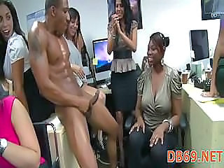 CFNM Ebony MILF Party Young