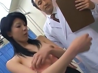 Asian Babe Doctor