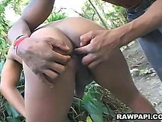 Hardcore Latina Mann Strapon