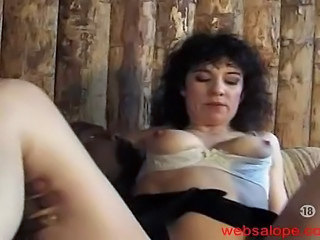 Amateur European French MILF Riding