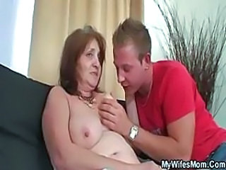 Hardcore Mature Mom Old and Young