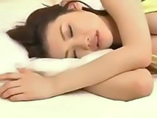 Asian Babe Cute Japanese Sleeping Teen