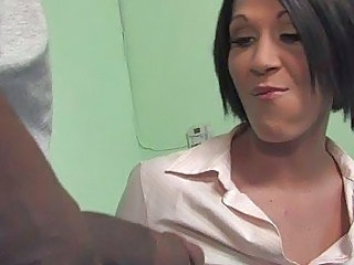 Big cock Interracial MILF