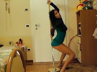 Amateur Amazing Dancing Homemade Teen