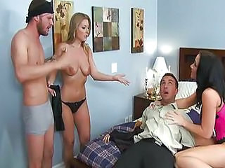 Groupsex MILF Swingers
