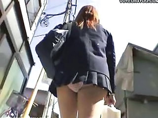 Voyeur Camera Super Clear Upskirt