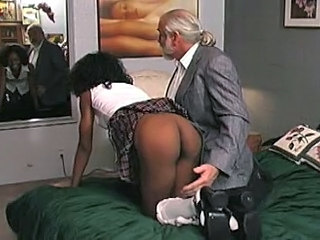 Ass Ebony Masturbating Old and Young