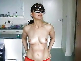 Amateur Fetish Homemade Kitchen MILF
