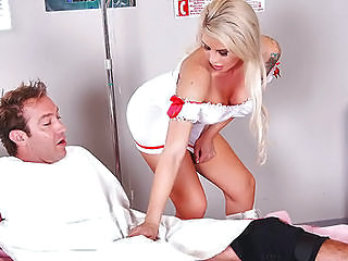 Blonde Cute Pornstar Tattoo Teen Uniform