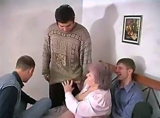 Gangbang Granny Mature Mom Old and Young