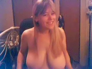 Amateur Big Tits Blonde Webcam