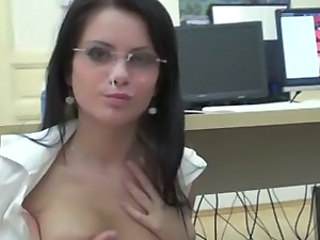 Babe Facial Glasses Office