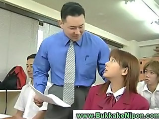Asian Japanese School Student Teacher Uniform