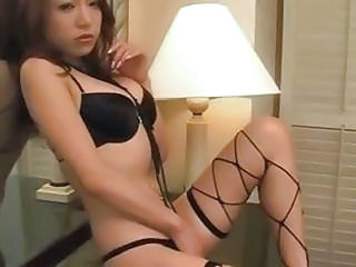 Amazing Asian Clit Cute Lingerie Masturbating Teen
