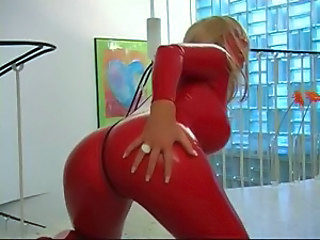 Ass Fetish Latex