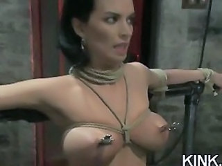 Bdsm Bondage Bus Nipples