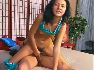 Cute Hairy Riding Small Tits Teen
