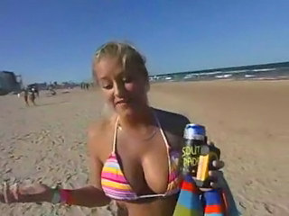 Amateur Beach Bikini Outdoor Teen