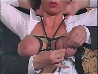 Bondage Fetish Mature Nipples