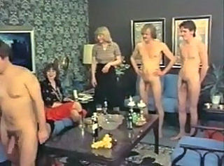 Big cock Drunk MILF Party Vintage