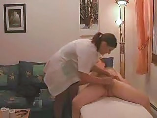 Amateur Handjob Homemade Nurse